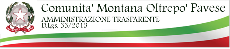 Comunita' Montana Oltrepo' Pavese